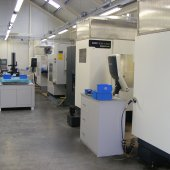 CAD-CAM production management on DMG milling centre